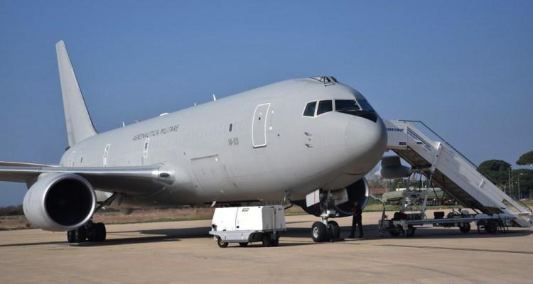 Italian Air Force KC-767A