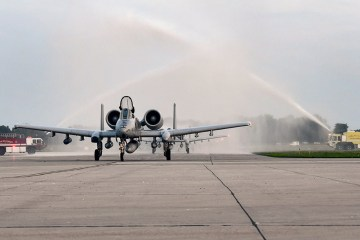 127th Wing A-10 Thunderbolt II
