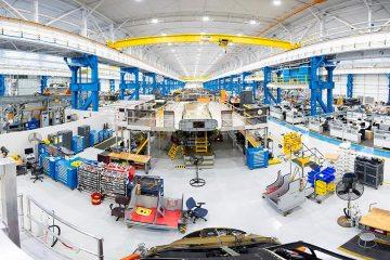 Boeing V-22 Osprey new facility