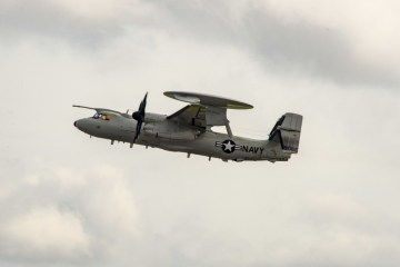 US Navy E-2D Advanced Hawkeye
