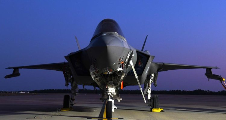 USAF F-35A 33rd Fighter Wing