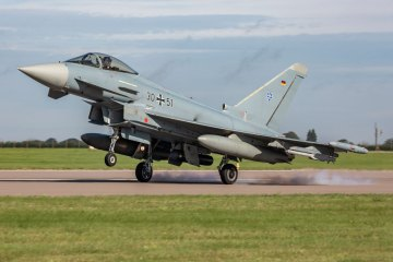 Exercise Cobra Warrior 2019 Eurofighter Luftwaffe