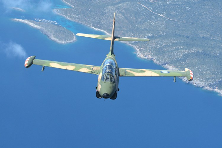 T-2 Buckeye Hellenic Air Force Kalamata