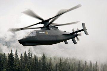 Sikorsky RaiderX