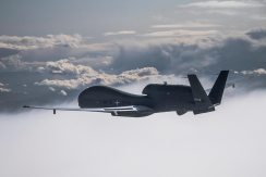 AGS NATO RQ-4D remotely piloted aircraft