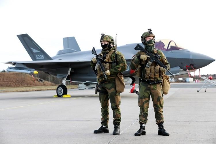 IOC F-35A Royal Norwegian Air Force
