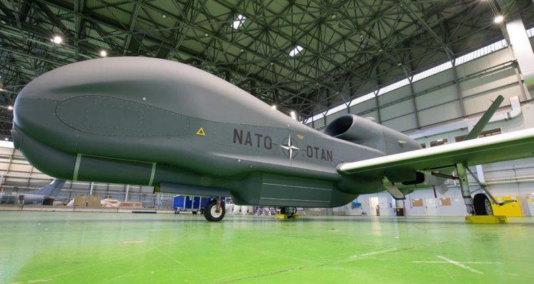 RQ-4D Phoenix NATO AGS Force