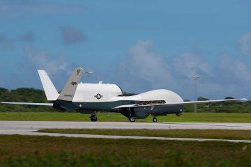 US MQ-4C Triton