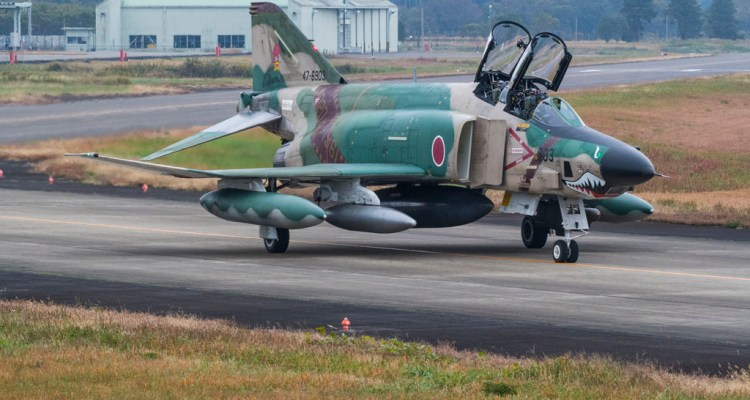 Japan F-4EJ Phantom II