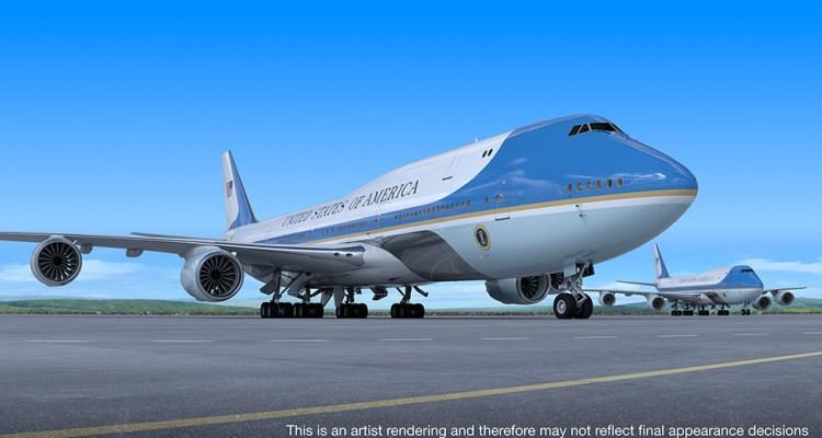 USA VC25B Air Force One