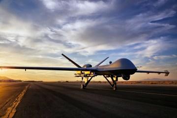MQ-9 UAV US Marine Corps VMU-1