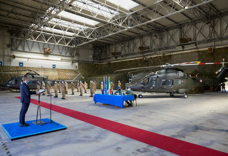 Leonardo AW169M Italian Army Aviation