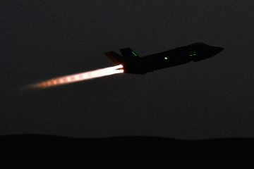 us hill afb f35 night operations