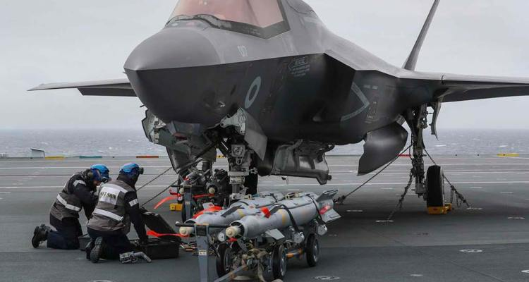 F-35B Royal Navy