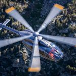 airbus helicopters H145 five baldes