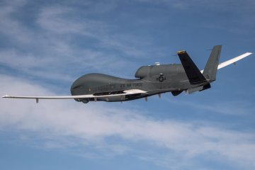 USAF EQ-4B Global Hawk