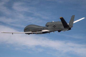 USAF EQ-4B Global Hawk