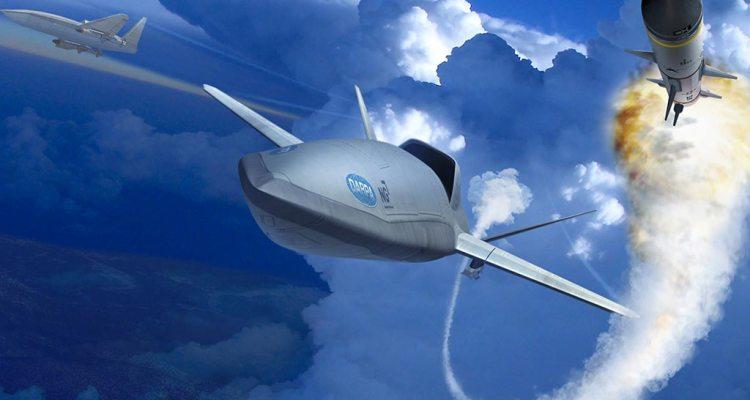 Northrop-Grumman-DARPA-LongShot-UAV-Concept