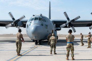 USAF EC-130H