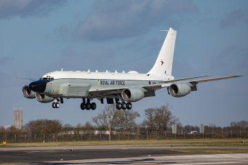 RAF RC-135W Rivet Joint