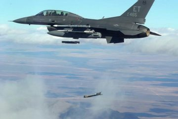 The USAF Golden Horde Vanguard Collaborative Small Diameter Bombs
