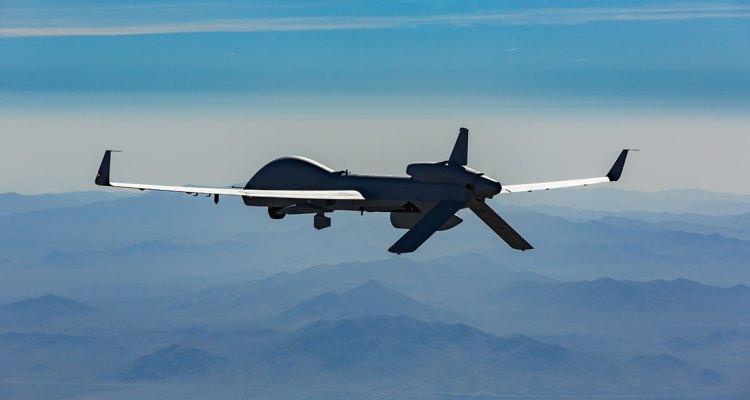 General Atomics Aeronautical Systems Gray Eagle