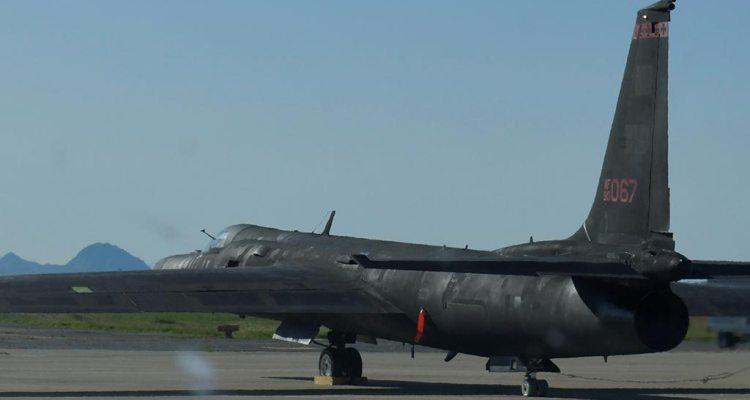 USAF U-2 Dragon Lady