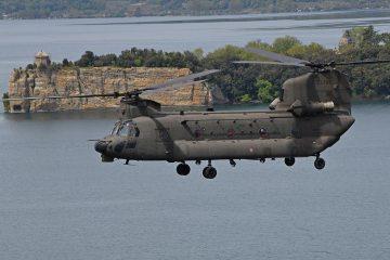 CH-47F Chinook 1st Italian Army Aviation Reggimento Antares