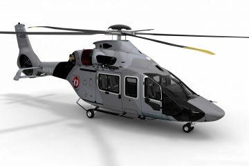 rendering H160 Marine Nationale