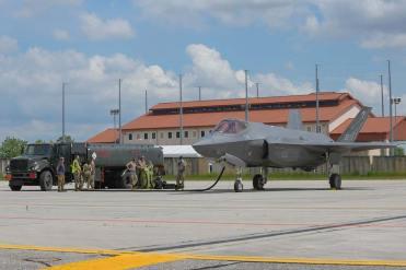Italian Air Force F-35s