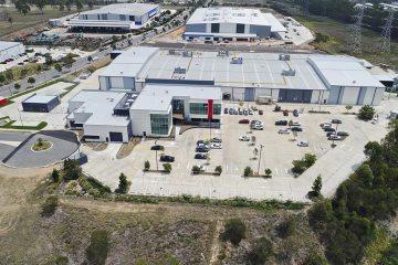 TAE facility F135 engine