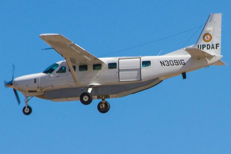 Cessna 208B Grand Caravan Uganda People's Defense Air Force