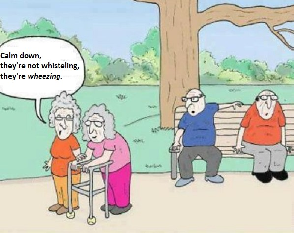 old age cartoons