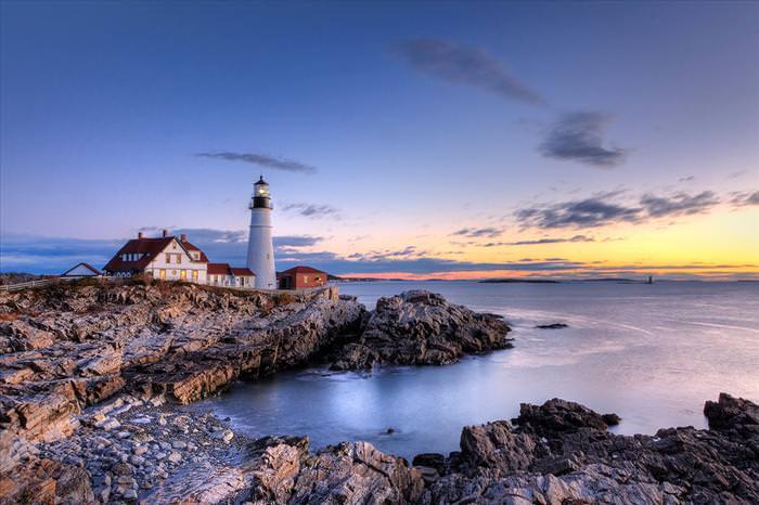 50 states photos