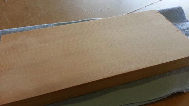 DIY: Fix Dents in Wooden Furniture