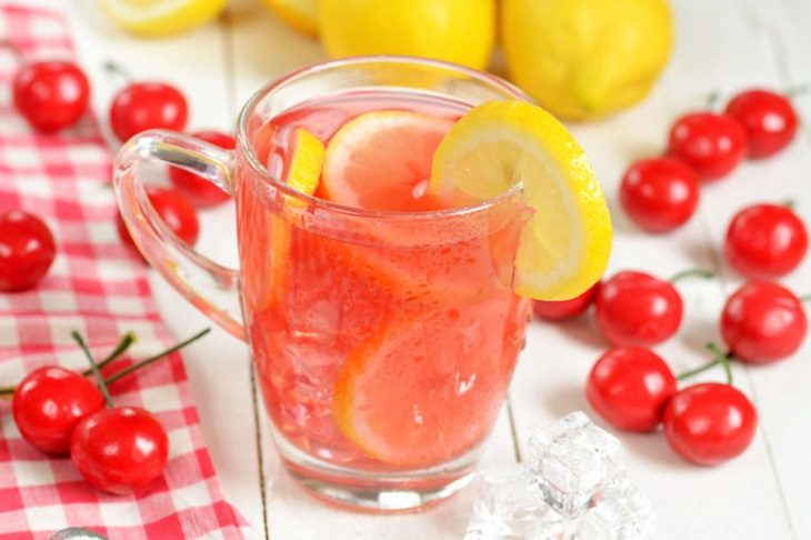 home-made energy drinks