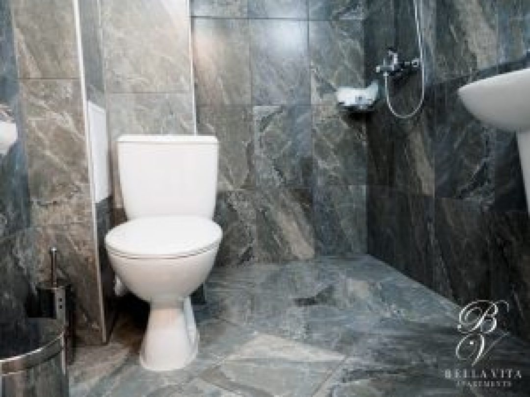 Stylish Equipped Bathroom Apartment to Visit Blagoevgrad Bulgaria