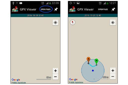 Gpx viewer settings