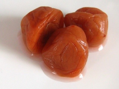 Umeboshi Plums … Properties, physiological effects and how to take