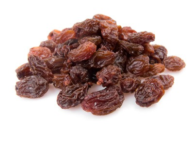 Recipes with Raisins (dried grapes)