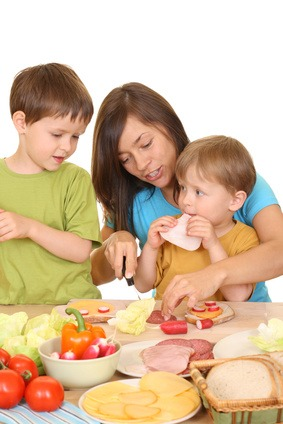 Children's Workshop Cooking of Mediterranean Diet