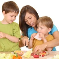 Healthy diet for Obese children