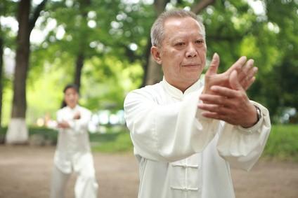 Tai-Chi: a practice to regain health