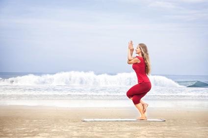 Ujjayi Pranayama: breathing healthy