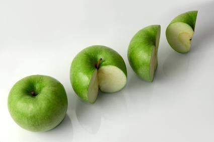 The apple diet