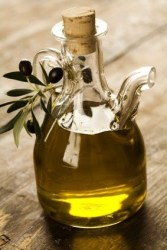 Eat healthy with olive oil