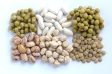 Adequate consumption of Animal and Vegetable proteins
