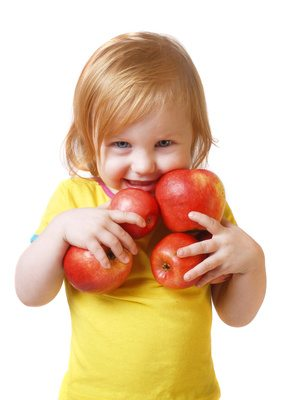 Healthy and effective eating habits for babies and children