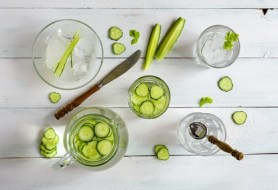 Cucumber Recipes: a refreshing alternative for all hours