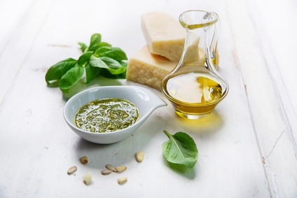 Pesto with Different Variations in 4 Delicious Recipes